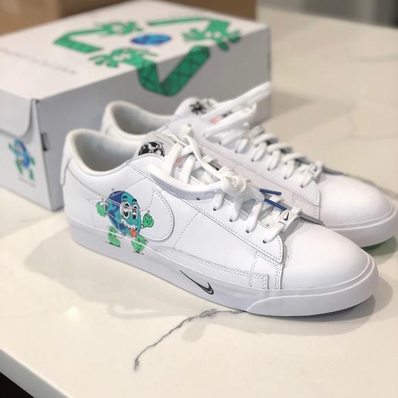 Nike Sneakers Blazer Low Flyleather Qs